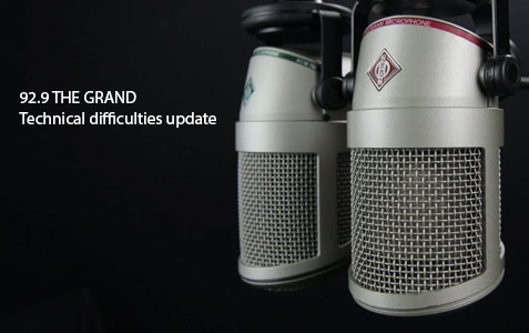 92.9 The Grand Technical Issues Update