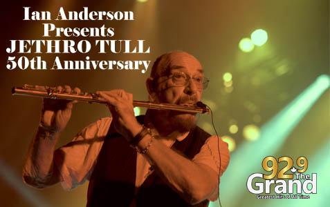 Ian Anderson Presents Jethro Tull