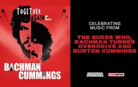 POSTPONED: Bachman Cummings
