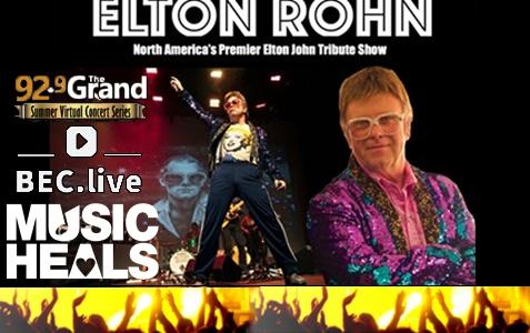 Elton Rohn - Summer Virtual Concert Series