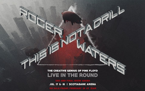 POSTPONED: Roger Waters