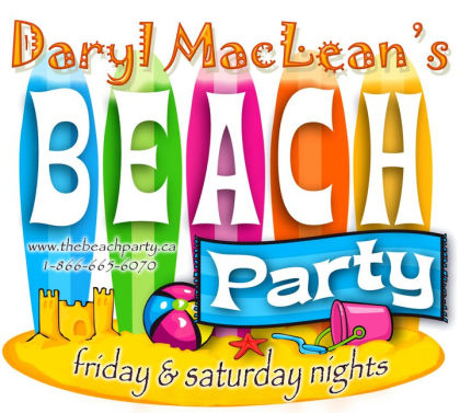 banner beach party 2016